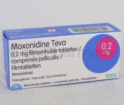 Moxonidine