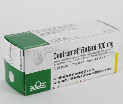 Contramal 50 mg tablet